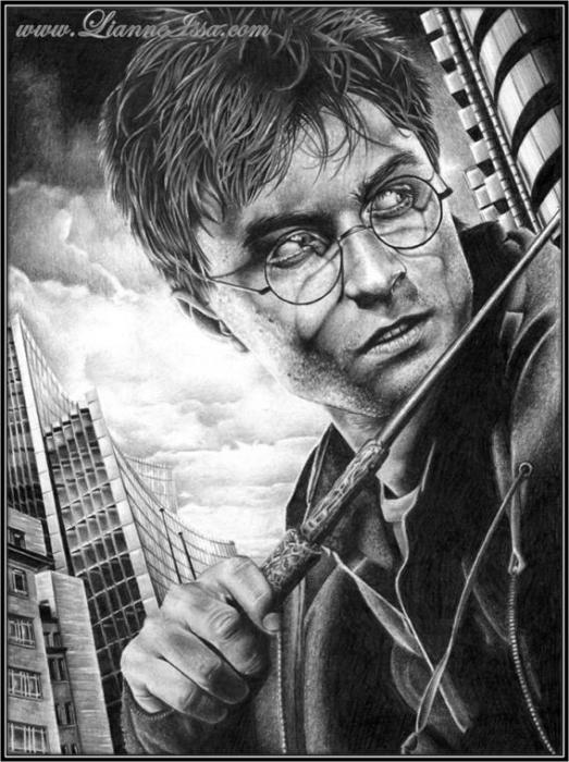 Daniel Radcliffe by Lianneamanda20